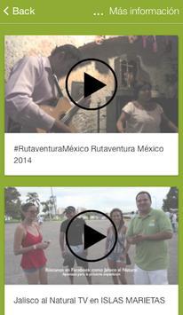 Aventureros por Naturaleza apk screenshot