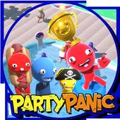 Icona New party panics advice