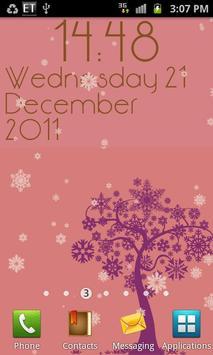 Christmas Livewallpaper Free screenshot 1