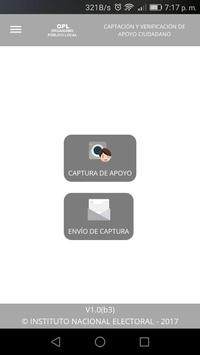 OPL Apoyo Ciudadano screenshot 1