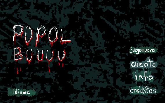 Popol Buuu poster