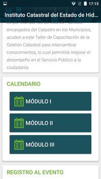 Catastro Hidalgo screenshot 1