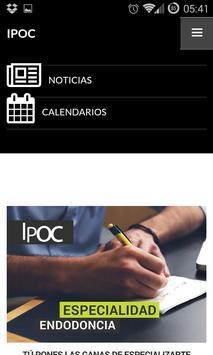 IPOC Móvil apk screenshot