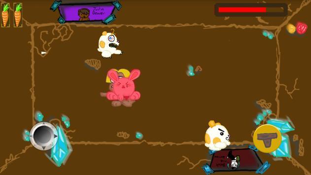 Bunny Warcry apk screenshot