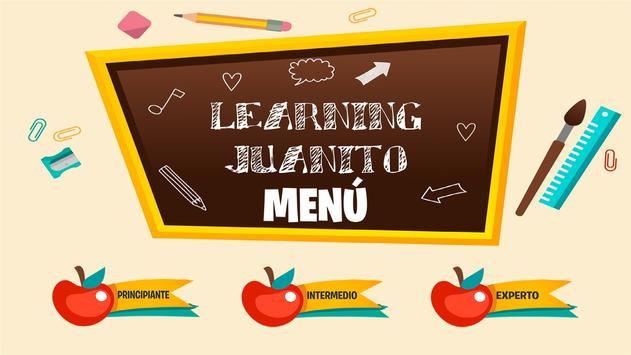 Learning Juanito poster
