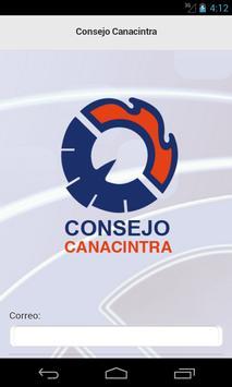 Consejo Canacintra poster