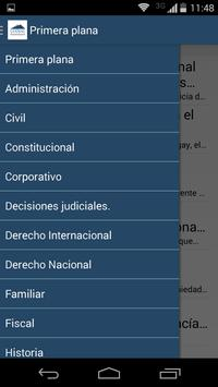 Lexnal Diario apk screenshot