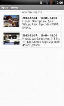 OpenHouses apk screenshot
