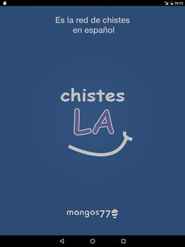 Chistes LA apk screenshot
