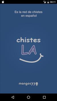 Chistes LA poster