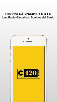Cabina 420 poster