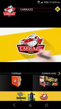 Carrazo poster