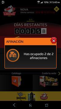Carrazo screenshot 3