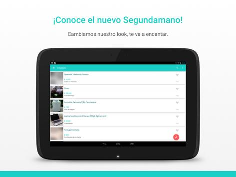 Segundamano.mx apk screenshot