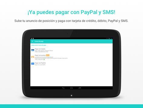 Segundamano.mx apk screenshot
