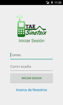 TAE Sinatsix poster