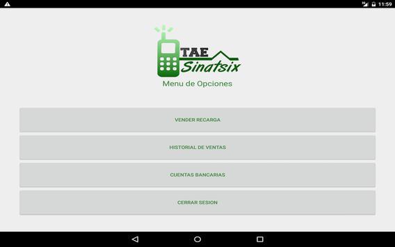 TAE Sinatsix apk screenshot