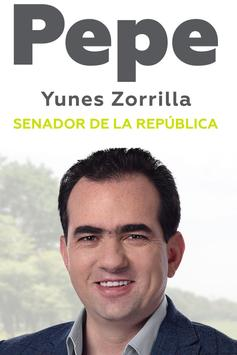 Pepe Yunes poster