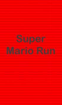 Guide Super Mario Run Tip apk screenshot