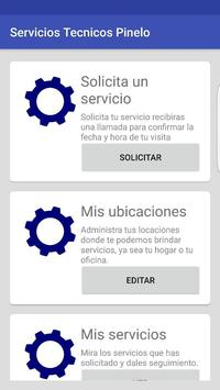 Servicios Técnicos Pinelo STP screenshot 1