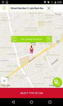 TaxiGo Cliente screenshot 3