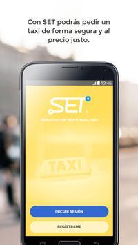SET - Taxi fácilmente poster