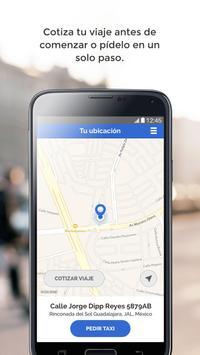 SET - Taxi fácilmente screenshot 1