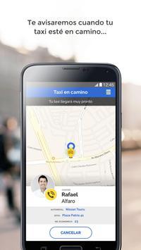 SET - Taxi fácilmente screenshot 2