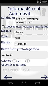 RUTA screenshot 3