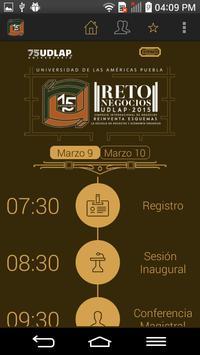 Reto Negocios UDLAP poster