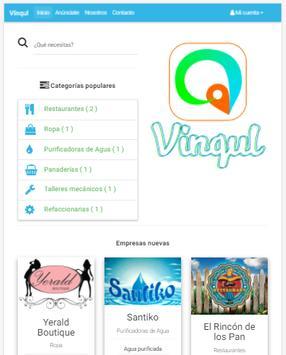 Vínqul apk screenshot