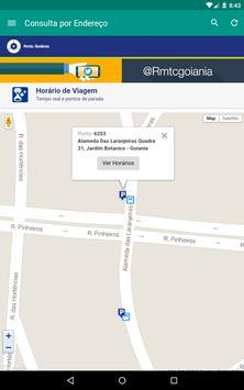 Horários Rmtc Goiânia apk screenshot