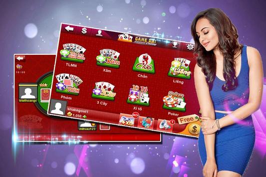 Game Danh Bai, Danh Co Online poster