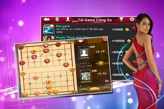 Game Danh Bai, Danh Co Online apk screenshot