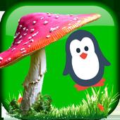 Flying Polar Penguin icon