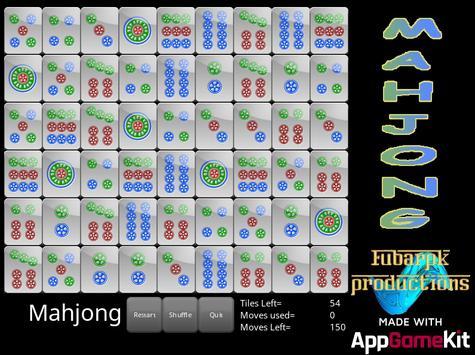 My Mahjong poster
