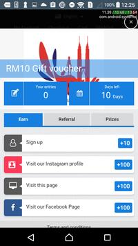 e-Tourist Services - Tourism Malaysia screenshot 16