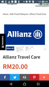 e-Tourist Services - Tourism Malaysia screenshot 17