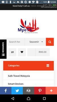 e-Tourist Services - Tourism Malaysia screenshot 1