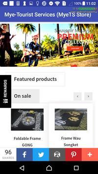 MyeTS Store - Tourism Malaysia apk screenshot