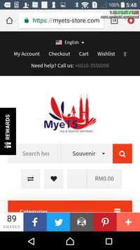 Mye-Tourist Services(MyeTS)-Tourism Malaysia screenshot 10