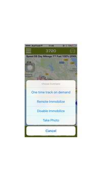 Acetrack GPS screenshot 4