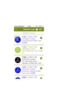 Acetrack GPS screenshot 3