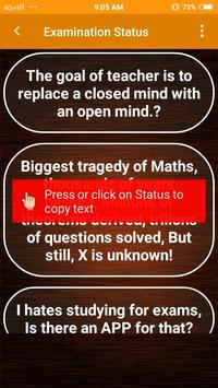 Status Quotes screenshot 4