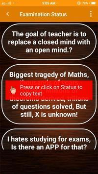 Status Quotes screenshot 2
