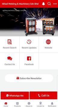 Mitad Welding & Machinery Sdn Bhd screenshot 1