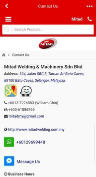 Mitad Welding & Machinery Sdn Bhd screenshot 4