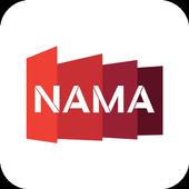 NAMA Mobile App icon