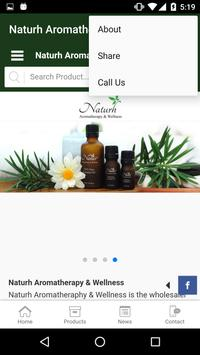 Naturh Aromatherapy & Wellness apk screenshot