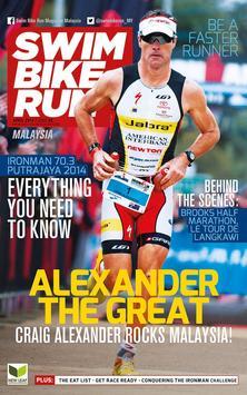 Swim Bike Run Malaysia poster